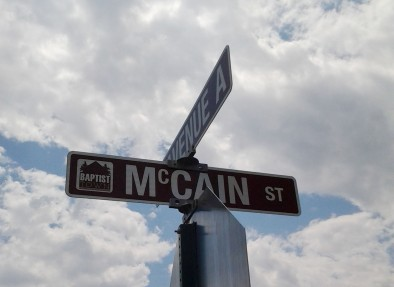 new a and mccain